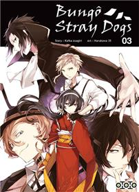 Bungo Stray Dogs T03