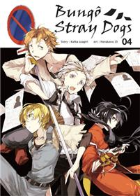 Bungo Stray Dogs T04