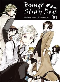 Bungo Stray Dogs T01