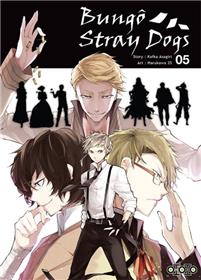 Bungo Stray Dogs T05