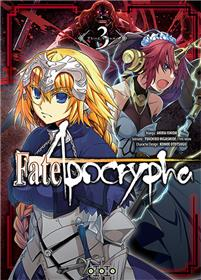 Apocrypha / Fate T03