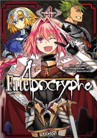 Apocrypha / Fate T04