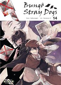 Bungo Stray Dogs T14