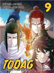 TODAG - Tales of Demons and Gods T09