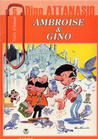 Ambroise et Gino (Traits d´Humour T.5)